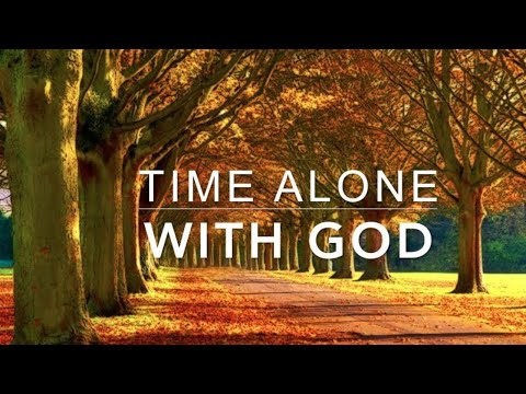 Alone With HIM - 3 Hour Deep Prayer I Deep Worship Music I Deep Healing Music l Meditation Music I