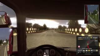Ferdi jest pierdolnięty!  - Euro Truck Simulator 2 #04 (Let's Play na Kółkach) 18+
