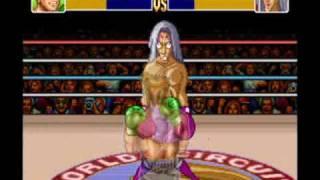 Let's Play Super Punch Out 04 - Aran Ryan - Heike Kagero's Creepy Fuckin Ass