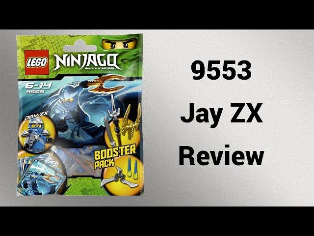 9553 Jay ZX Review [deutsch] | Steinfreund2014
