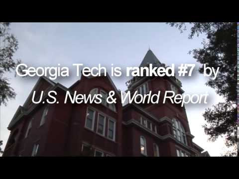 Top 10 universities in USA 2016  #6 (Georgia Institute of Technology)