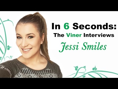 IN SIX SECONDS, THE VINER INTERVIEWS: JESSI SMILES