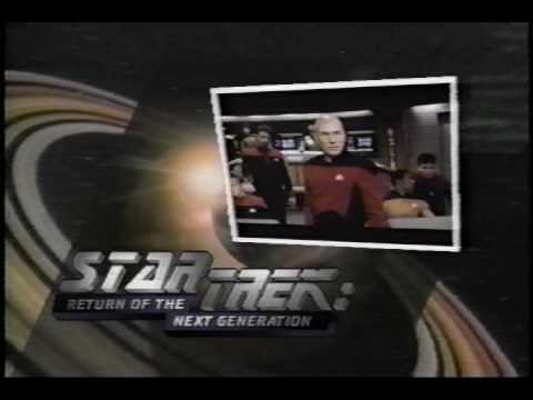 Star Trek: Return Of The Next Generation - 11/20/1994 - 1/4