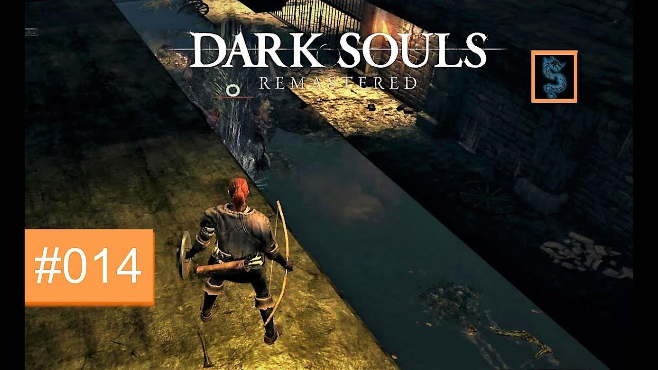 Dark Souls REMASTERED - Rogue | [Gameplay] [German/Deutsch] #014: Eine  dicke, fette Ratte
