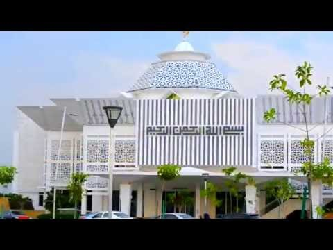 Documentary of cyberjaya mosque