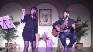 María Villalón - La pluvo - Esperanto