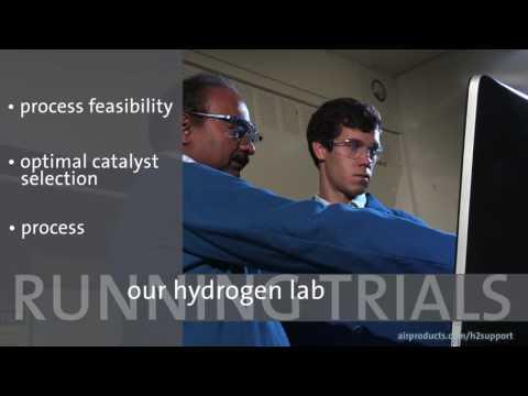 Hydrogenation Development and Optimization Services