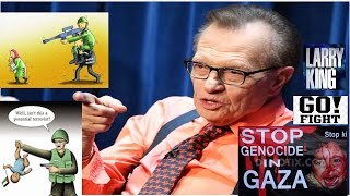 Larry King and ISIS | WHAT! Muslim free zone in AMERICA?