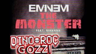 The Monster (Dino Roc & Gozzi Remix) - Eminem ft Rihanna