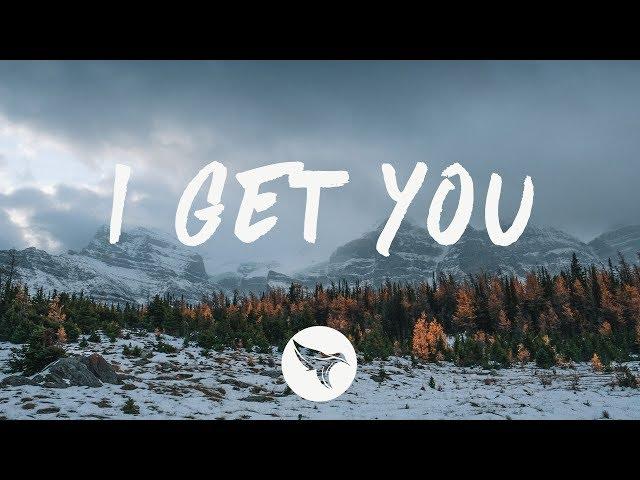 Kasbo - I Get You (Lyrics) feat. Lizzy Land