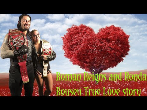 #THE_BIG_DOG Roman Reigns And Ronda Rousey Love Story Cover By Tera Ban Jaonga Hindi Song ❤️