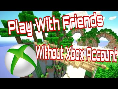 Play MCPE With Friends Without Xbox Live account // Minecraft Pocket edition 1.2.0.22
