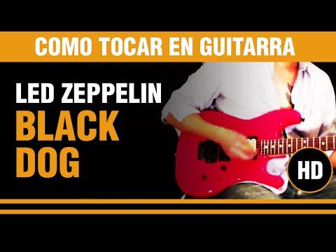 Black Dog Rhythm Tabs