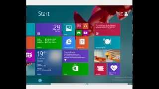 Windows 8.1 pre Installation / Virtual Box (Deutsch/german)