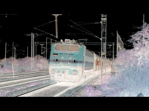 22182/Hazrat Nizamuddin - Jabalpur SuperFast Express