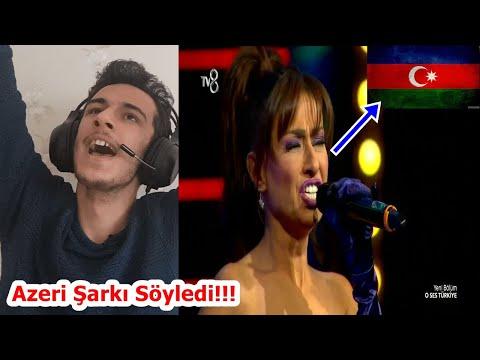 Yıldız Tilbe Azeri Şarkısı İle Olay Oldu!!!