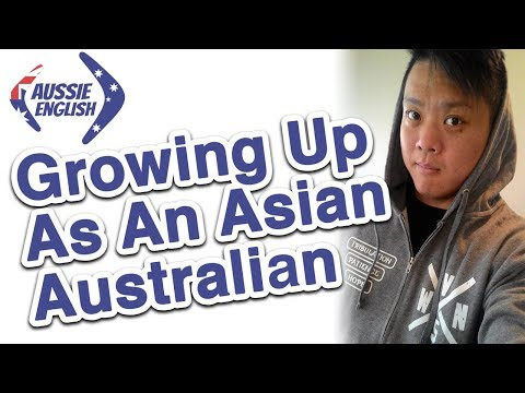 Growing Up As An Asian Australian | Interview | Aussie English
