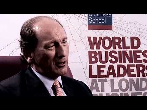 Profile: Paul Bulcke, Chief Executive Officer, Nestle S.A. | London Business School