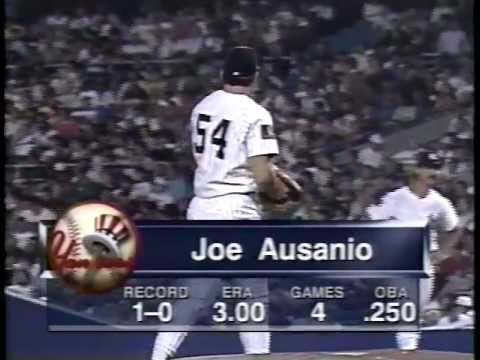Joe Ausanio Yankee Stadium Debut