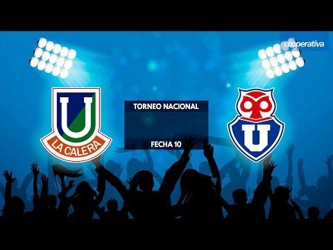Escucha en Vivo: Unión la Calera versus Universidad de Chile