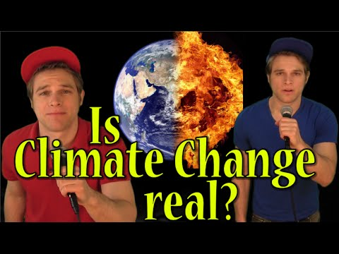 Is Climate Change Real? | Political Comedy | Tree Ring Data and Climategate | Hypocrite Twins