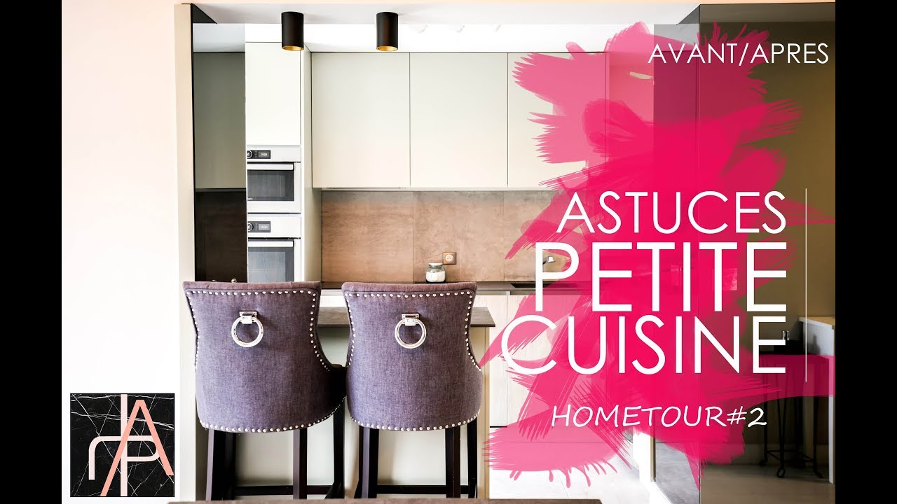 CONSEIL PETITE CUISINE HOMETOUR#20 by HOMEBYAH Aurelie HEMAR