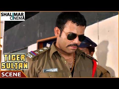Tiger Sultan Hyderabadi Movie || Aziz Naser Introduction Scene || Toufeeq Khan, Anukriti