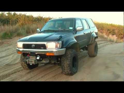 Toyota Hilux Surf комплектации, цены и фото автомобилей