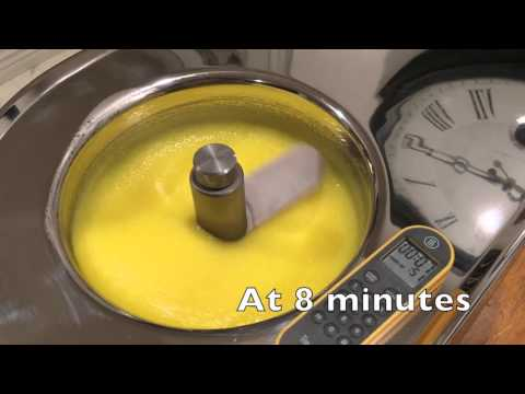 Musso 4080 1.5 Liter Ice Cream Machine