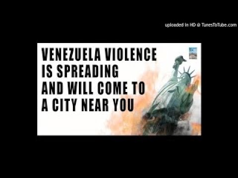 MUST SEE: Venezuela MASS PANIC! Food Shortages, Power Outages, HUGE Clashes! Will You Be N