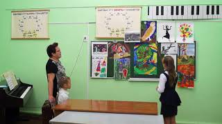 Развитие речи младших школьников с использованием рисунков