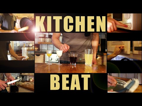 Making Music with STUFF FROM KITCHEN