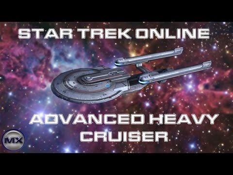 Star Trek Online: Advance Heavy Cruiser [Excelsior] T3