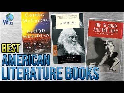10 Best American Literature Books 2018