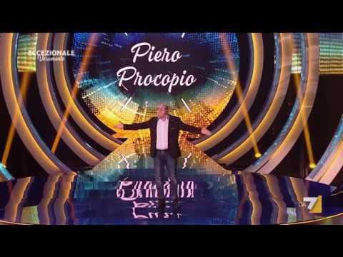 Piero Procopio, monologhista