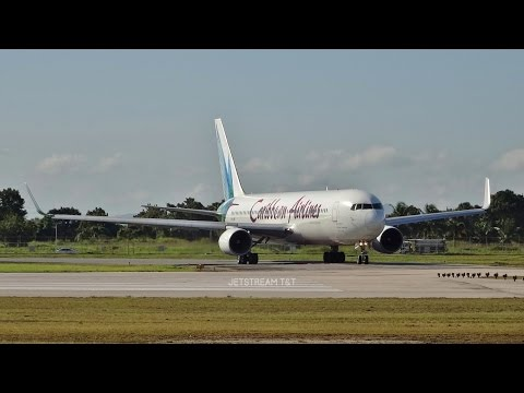 Hangar Spotting XII: Caribbean Airlines, Tribute To 9Y-LHR