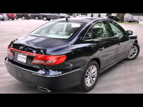 2011 hyundai azera limited sedan in deland fl 32720 youtube. Black Bedroom Furniture Sets. Home Design Ideas