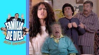 Una familia de 10: ¿Dónde están los tamales? | C9 - Temporada 2 | Distrito Comedia