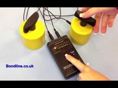 SRM100Kit - Surface resistance checker kit
