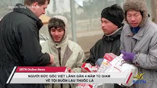 Người Đức Gốc Việt Lãnh Gần 4 Năm Tù Giam Về Tội Buôn Lậu Thuốc Lá