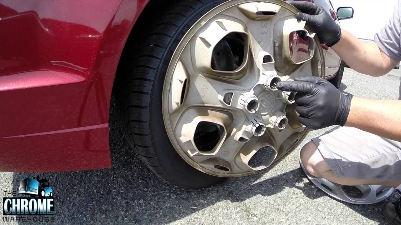 Installing ford fusion hubcaps the chrome warehouse youtube publicscrutiny Gallery