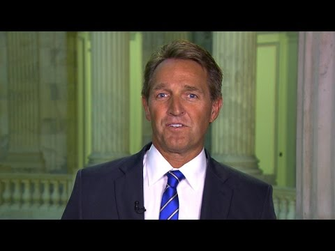 Sen. Jeff Flake on agreeing to meet Supreme Court nominee