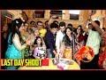 Kaleerein LAST DAY Shoot , Meera & Vivaan Aka Aditi & Arjit Get Emotional | Interview