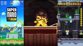 Super Mario Run + Game Play + Nuevo Crash + Mario Word + IOS + AndroidGOP