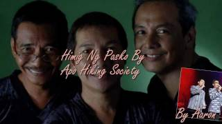Himig Ng Pasko By Apo Hiking Society With Lyrics