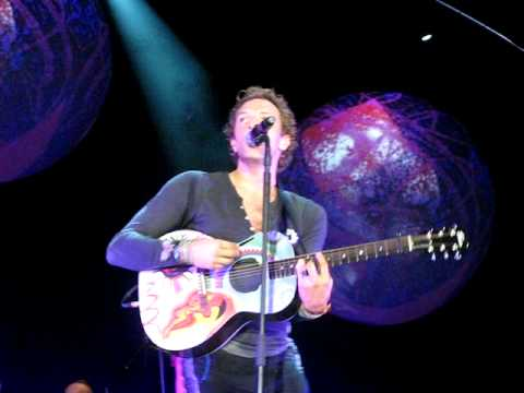 COLDPLAY - STRAWBERRY SWING - LOS ANGELES - 7/18/09