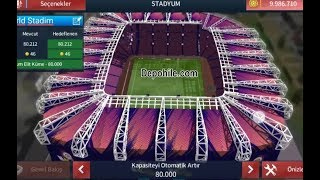 Dream League Soccer fıfa 18 Stadyum Yaması