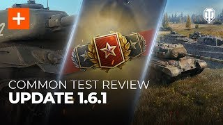 Common Test Review: Update 1.6.1
