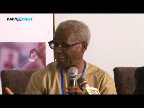 Prof. Tomori Speaks On  Immunisation In Nigeria