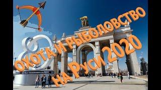 Лук и стрелы. Охота и рыболовство на Руси 2020 для лучников.